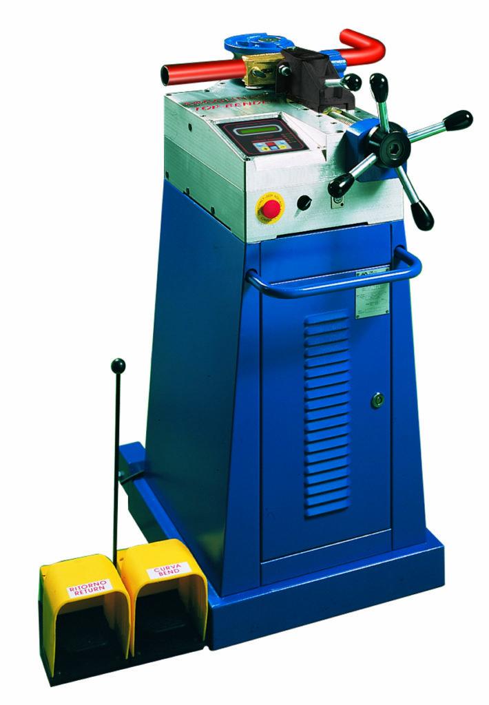 Dornlose Biegemaschine TB050T Ercolina Bieger