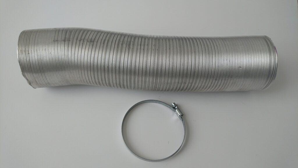 Flexibler Schlauch GRIT Späneabfuhr Absaugung
